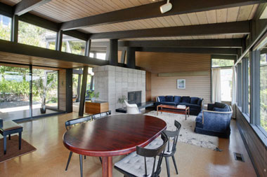 Mid Century Modern Berkeley Home for Sale