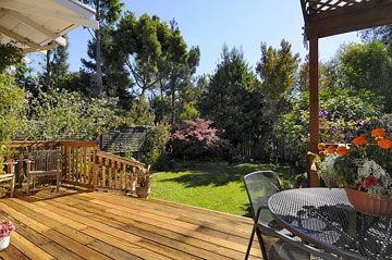 1225 Monterey Avenue Berkeley Deck